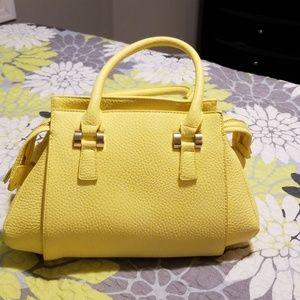 Handbags - Yellow boutique purse